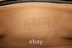 CLEAN RARE Vintage COACH Camel Tan LOGAN SHOULDER BAG HANDBAG PURSE USA