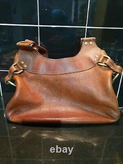 Fabulous Classic Vintage Tan brown Darwin Leather Mulberry Phoebe Handbag bag
