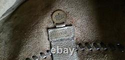 Genuine MULBERRY Vintage leather messenger bag