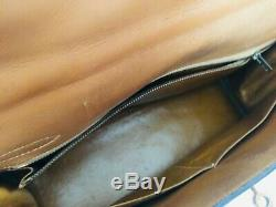 Hermes Kelly, Auth Hermès Vintage 1974 in Tan Box Calf and Gold Hardware, 32 CM