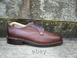 Joseph Cheaney Vintage Derby Brown / Tan Uk 9 Rubens Unworn Condition