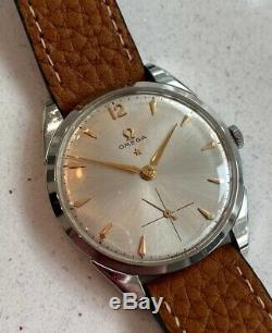 Omega 2900 1 Star Manual Winding 1954 Vintage Swiss Watch