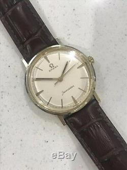 Omega Seamaster 1961 -Vintage Swiss Watch. Ref. 14750