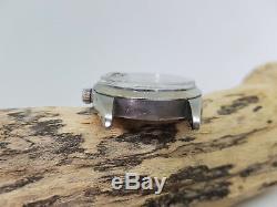 Rare Vintage Rolex Oysterdate 6694 Blue Dial Man's Watch