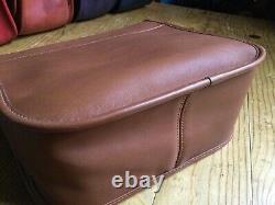 Vintage Coach Classic Shoulder Pouch 9170 British Tan USA