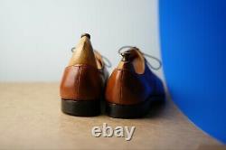 Vintage Edward Green / Foster & Son Size 7F Chelsea Oxfords Tan